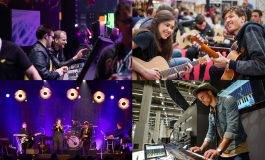 Musikmesse i Prolight + Sound 2018