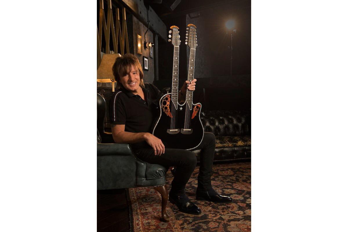 Ovation Guitars i Richie Sambora łączą siły
