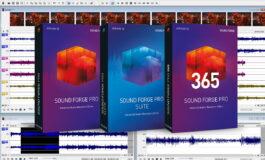MAGIX prezentuje SOUND FORGE Pro 12