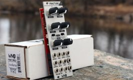 WMD Fracture – syntezator perkusyjny w formacie Eurorack