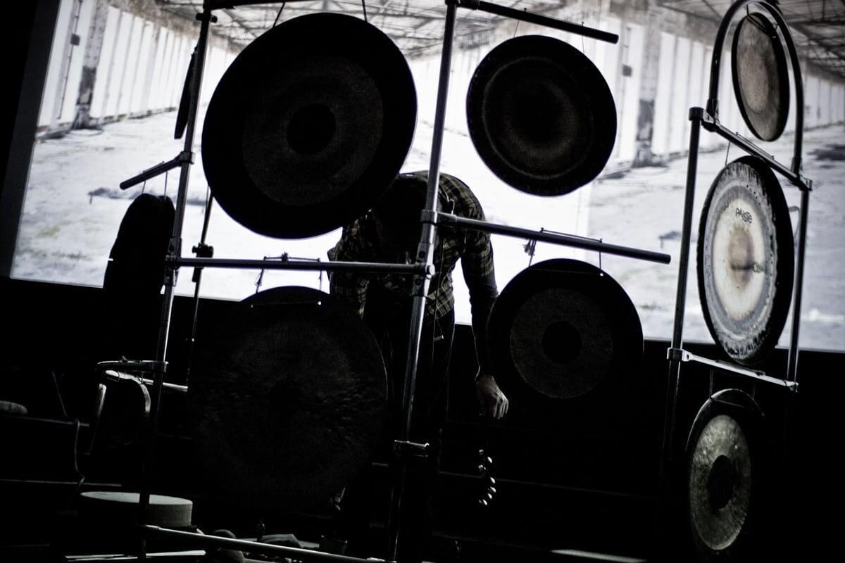 Mammoth Ulthana na 7. Kalisz Ambient Festiwal