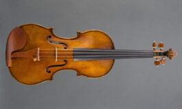 Stradivarius w rękach polskiego wirtuoza