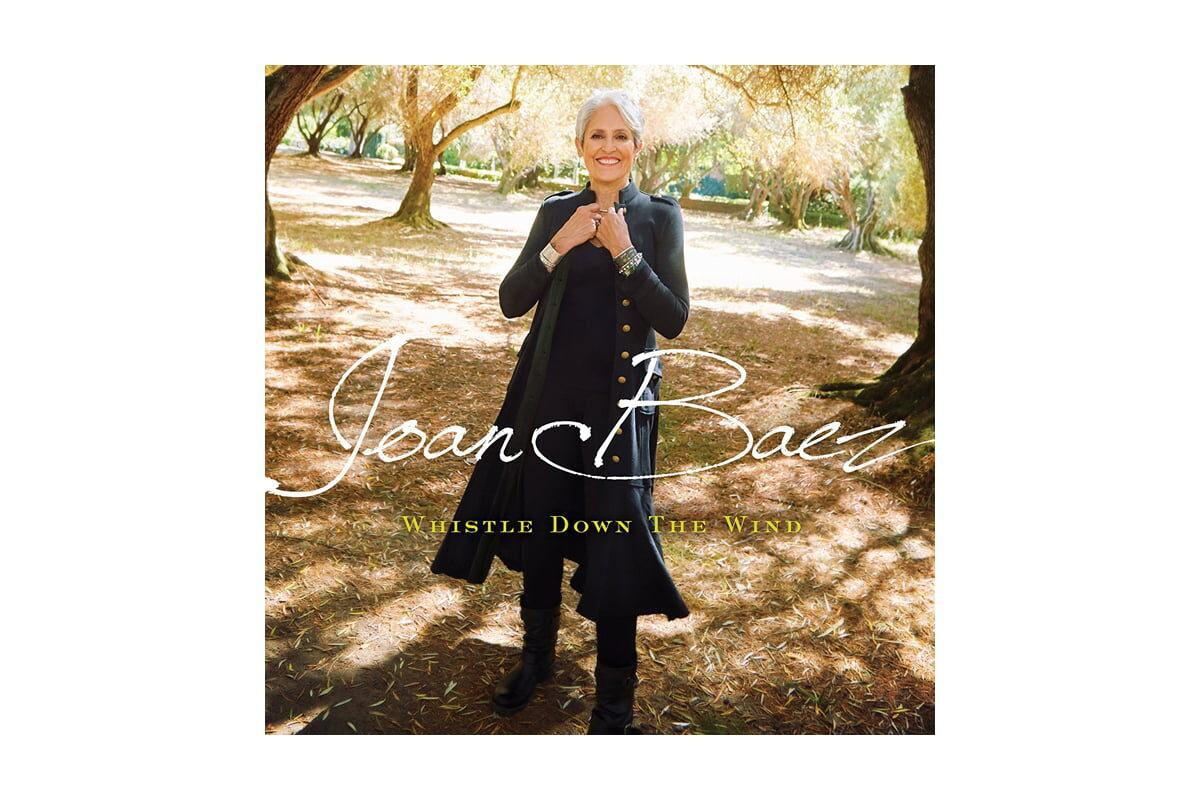 "Joan Baez ""Whistle Down The Wind"" – recenzja"