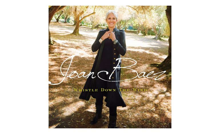 "Joan Baez ""Whistle Down The Wind"" – recenzja"