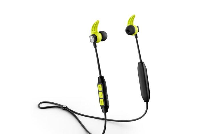 Sennheiser CX SPORT – słuchawki stworzone do bycia w ruchu