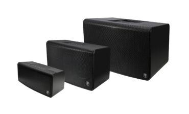 Trzy nowe zestawy głośnikowe Mackie FreePlay