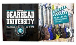 Thomann's Gearhead University – Class of 2018