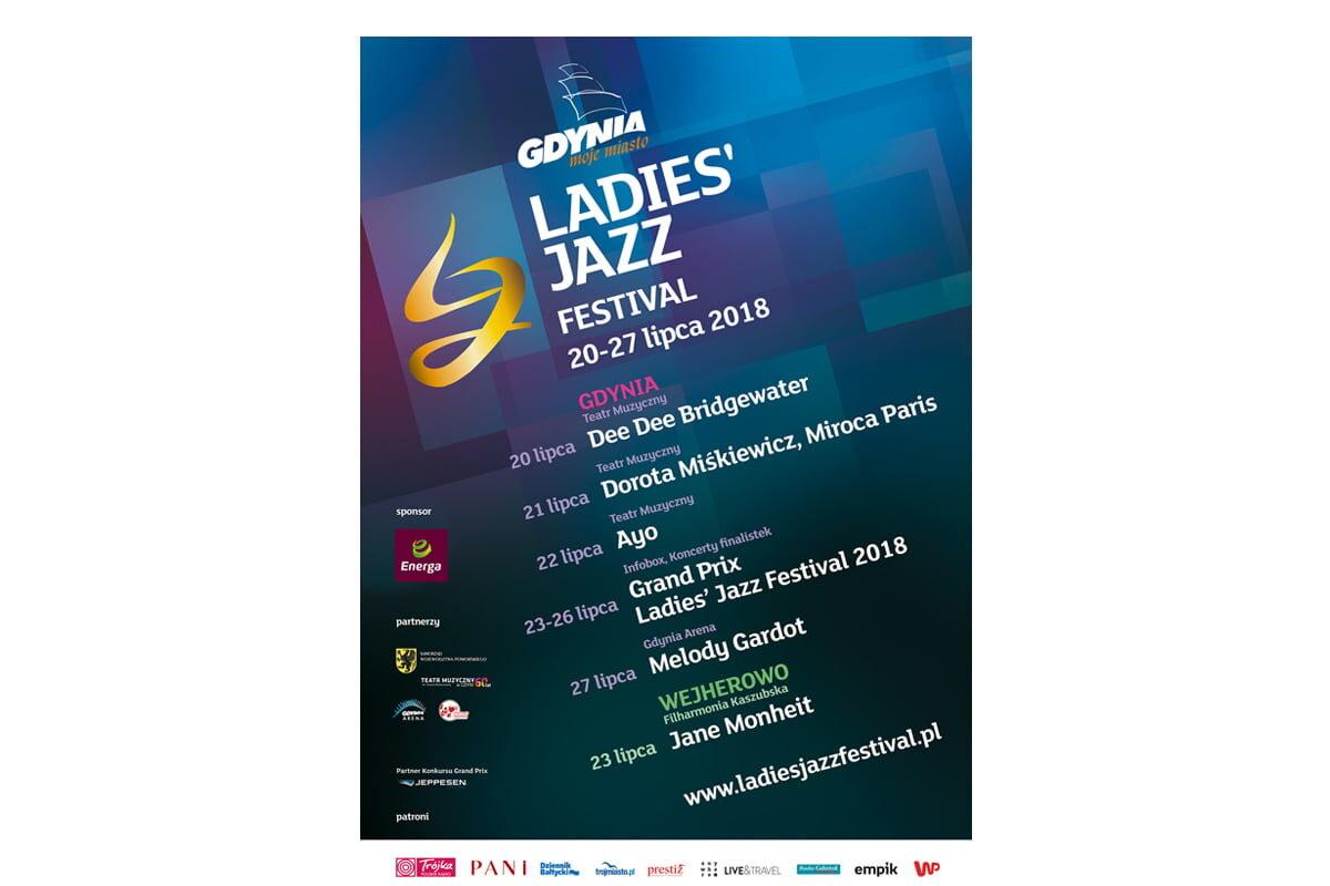 Ladies' Jazz Festival 2018