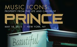 Prince – aukcja pamiątek po artyście