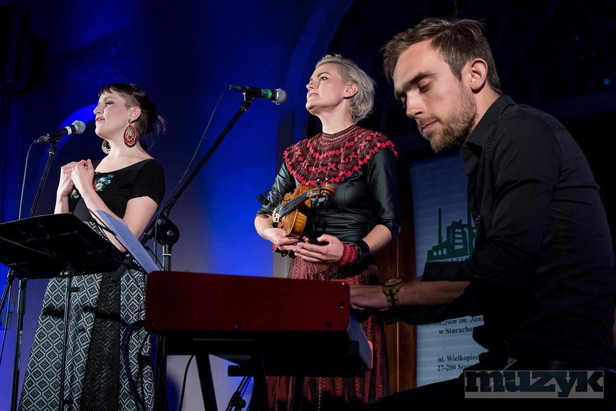 SHA – Hanka Wójciak i Susanna Jara zaśpiewały w Starachowicach