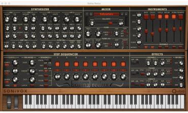 SONiVOX Solina Redux – nowy instrument wirtualny