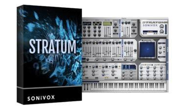 SONiVOX Stratum Transwave Synth