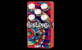 ZVEX Vibrophase – nowy efekt gitarowy