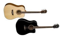 Ostatnia szansa na gitary Washburn WD10 i WD10CE