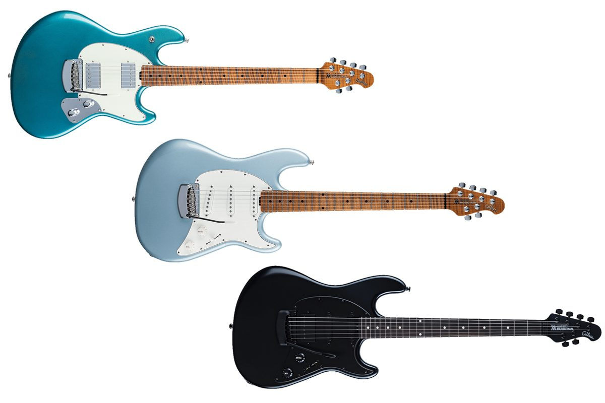Music Man Cutlass RS, Cutlass RS HSS i Stingray RS