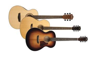 Washburn – gitary AGM5K-A, RSD135-D i RSG100SWVSEK-D