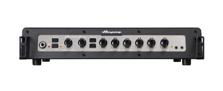 Ampeg Portaflex PF-800 – test wzmacniacza basowego