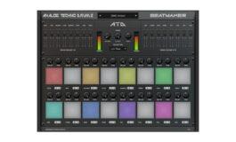 BeatMaker Analog Techno Drums – nowa wtyczka VST/AU