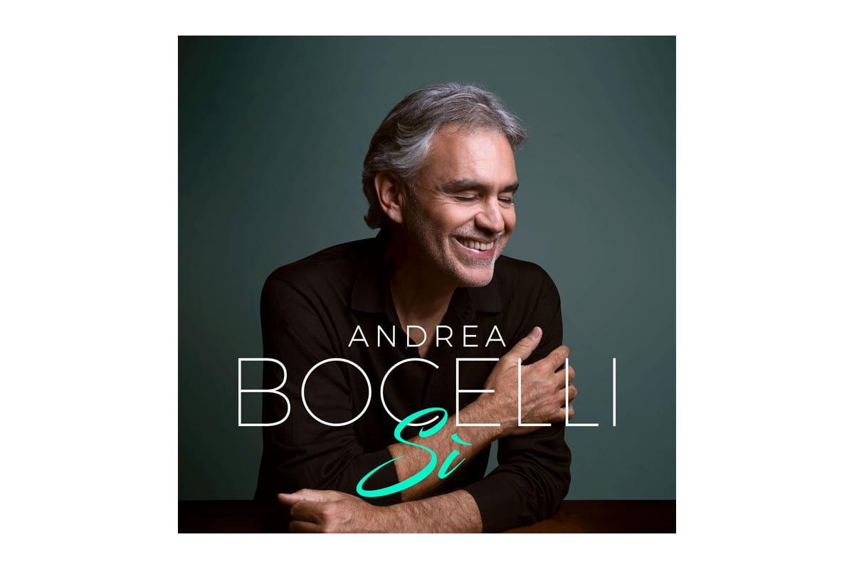 """Andrea Bocelli – nowy album """"Si"""""""
