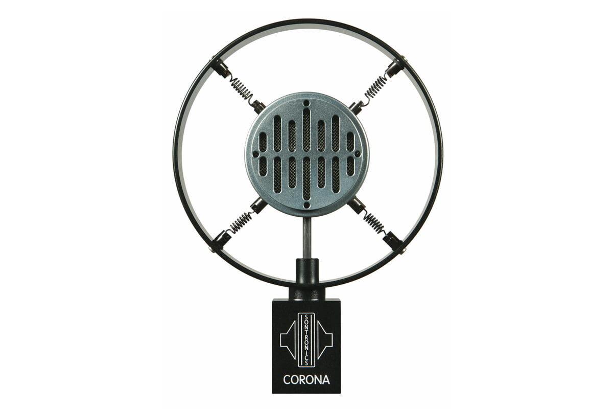 Sontronics CORONA – nowy mikrofon dynamiczny