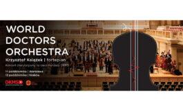 Koncert charytatywny World Doctors Orchestra