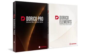 Steinberg Dorico Pro 2 i Dorico Elements 2