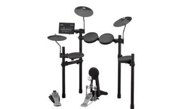 Nowe perkusje elektroniczne Yamaha DTX402