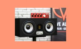Monitory Eve Audio SC307 z interfejsem Focusrite Clarett 4Pre