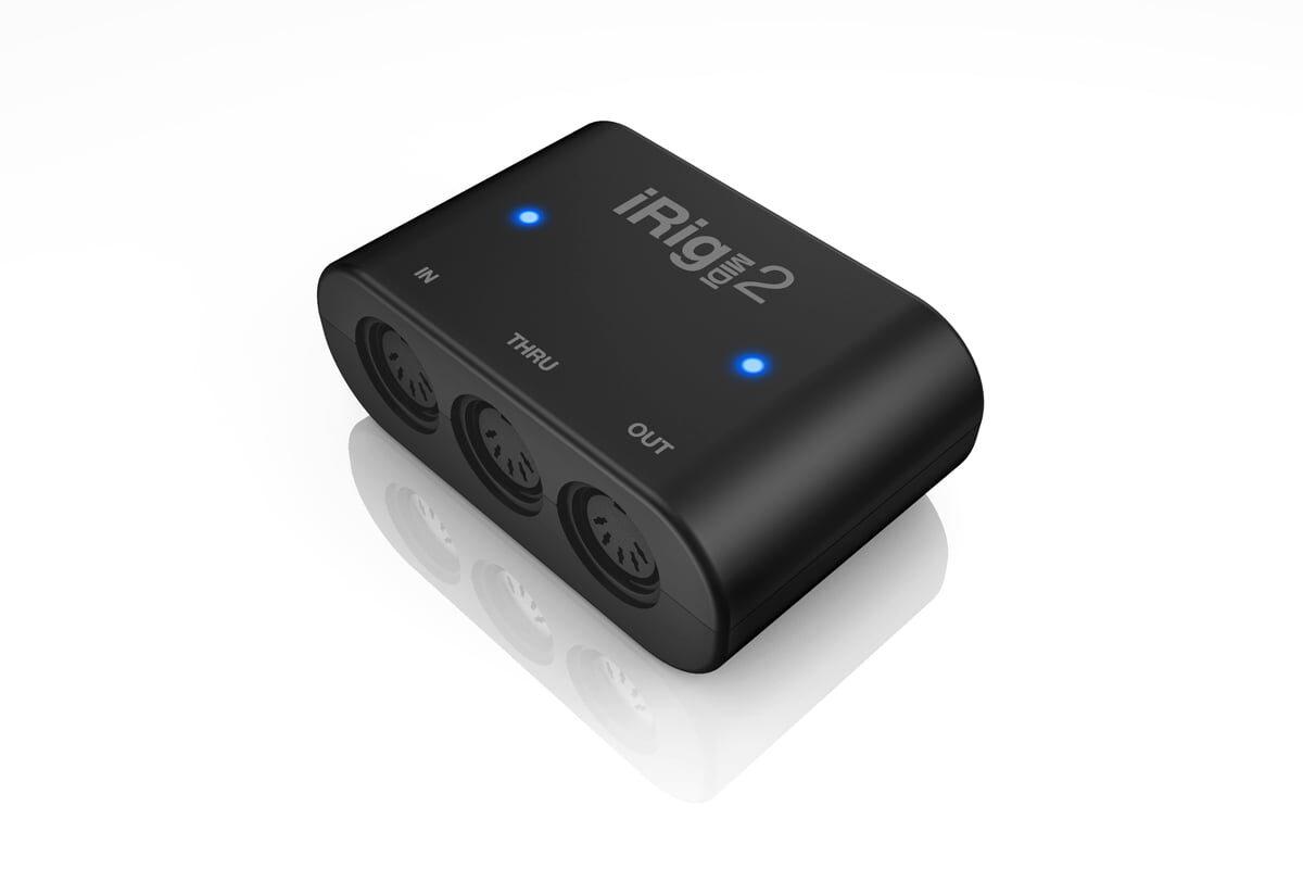 IK Multimedia iRig MIDI 2 – test interfejsu MIDI