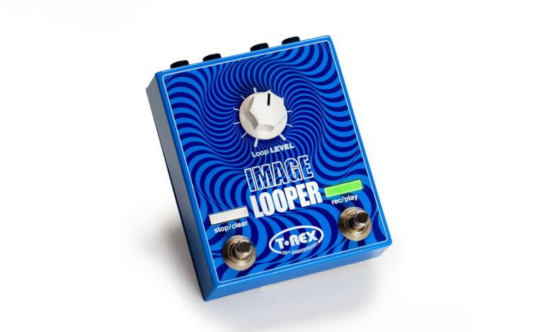T-Rex Image Looper