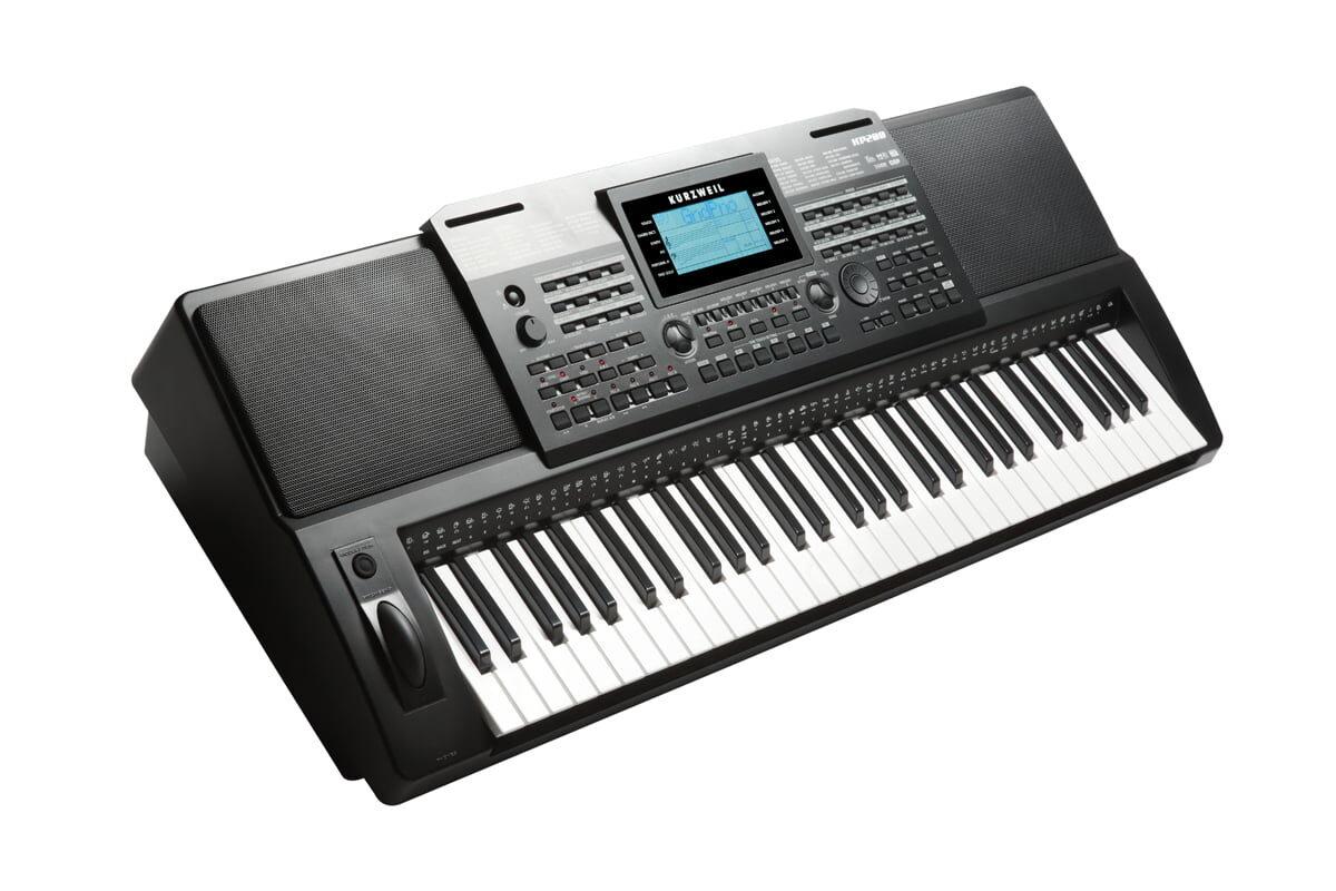 Kurzweil KP200 i KP70 – nowe keyboardy