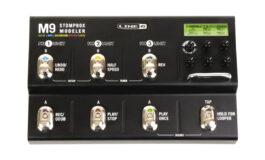 Line 6 M9 – test procesora gitarowego