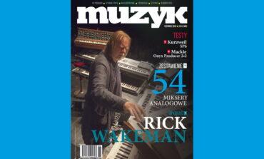 Czerwcowy numer miesięcznika Muzyk