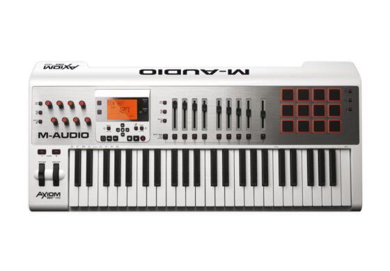 M-Audio Axiom AIR 49 – test klawiatury sterującej