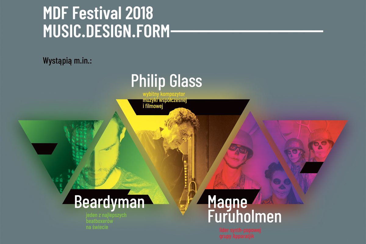 Nowy festiwal w Szczecinie – MUSIC.DESIGN.FORM