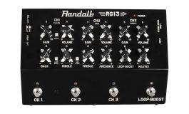 Randall RG13 – test wzmacniacza gitarowego