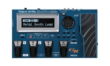 Roland GR-55 – test syntezatora gitarowego