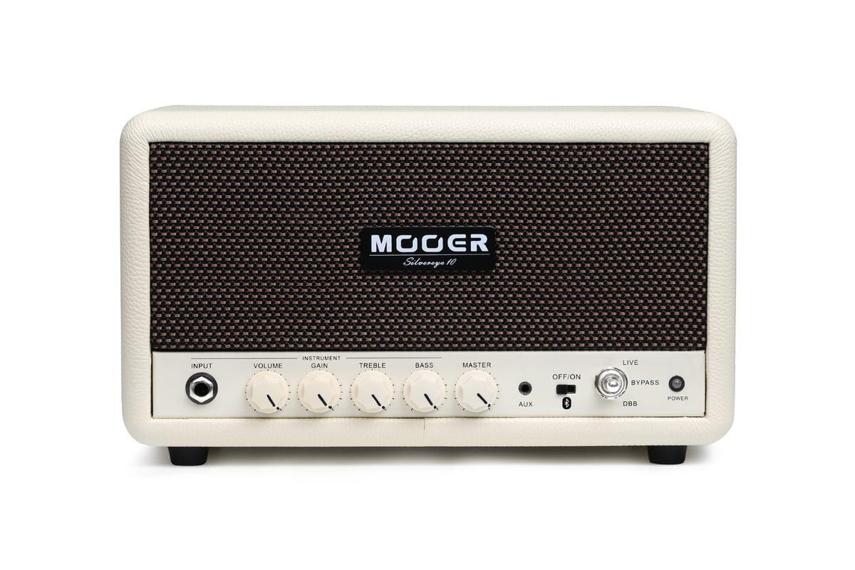Mooer SilverEye 10 – wzmacniacz z obsługą Bluetooth