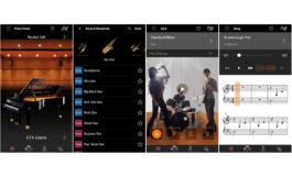 Aplikacja Yamaha Smart Pianist dostępna dla systemu Android