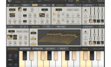 KV331 Audio SynthMaster One iOS
