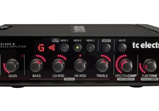 TC Electronic RH750 – test wzmacniacza basowego