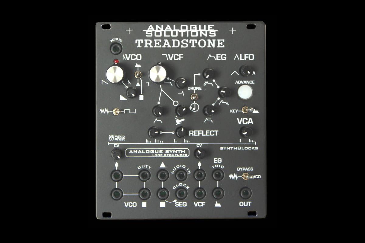 Analogue Solutions Treadstone w formacie Eurorack