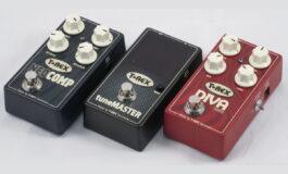 T-Rex Diva Drive, NeoComp, TuneMaster – test efektów gitarowych