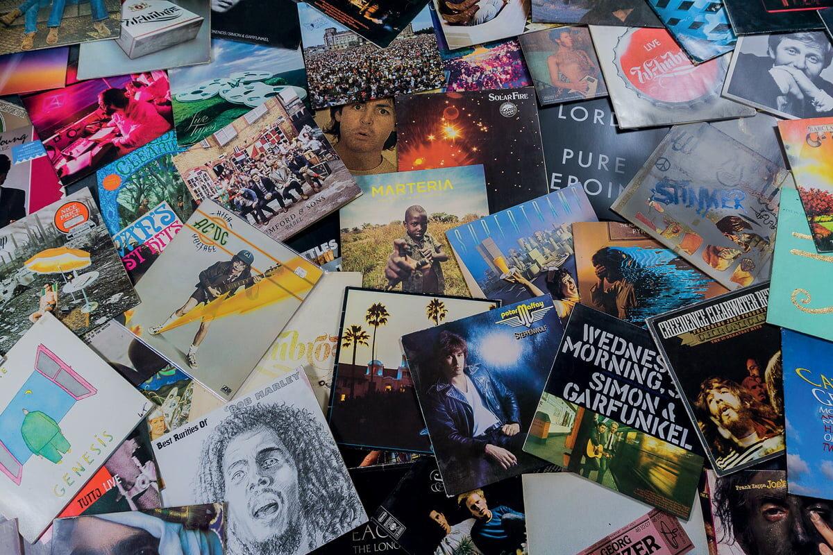 Album z muzyką
