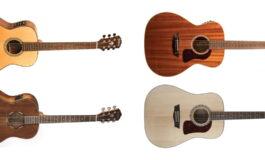 Gitary akustyczne Washburn Woodline i Heritage w Music Info