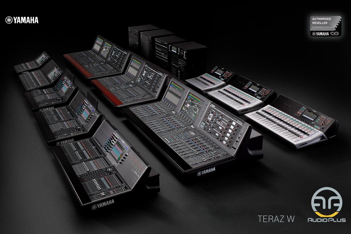 Dwie silne marki, jeden wspólny kierunek. Yamaha Commercial Audio w Audio Plus