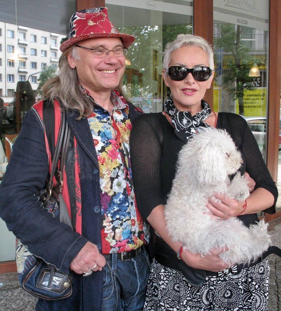 Karol Sipowicz & Kora Jackowska (Warszawa, 2009), CC-BY-SA-4.0
