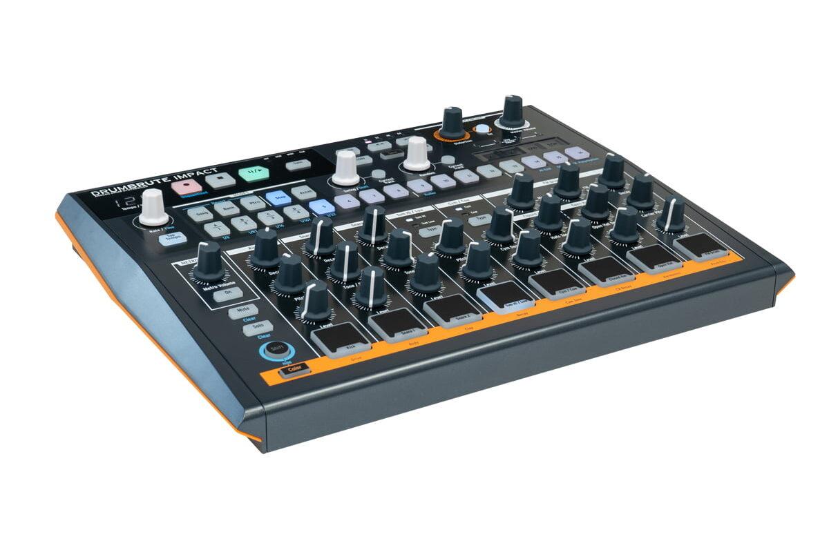 Arturia DrumBrute Impact – nowy automat perkusyjny