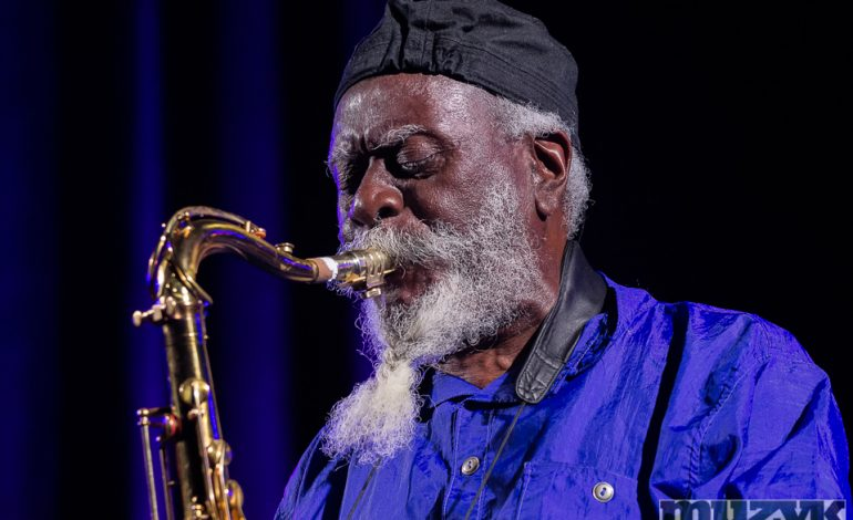 Pharoah_Sanders_The_Icon_-_Quartet_2