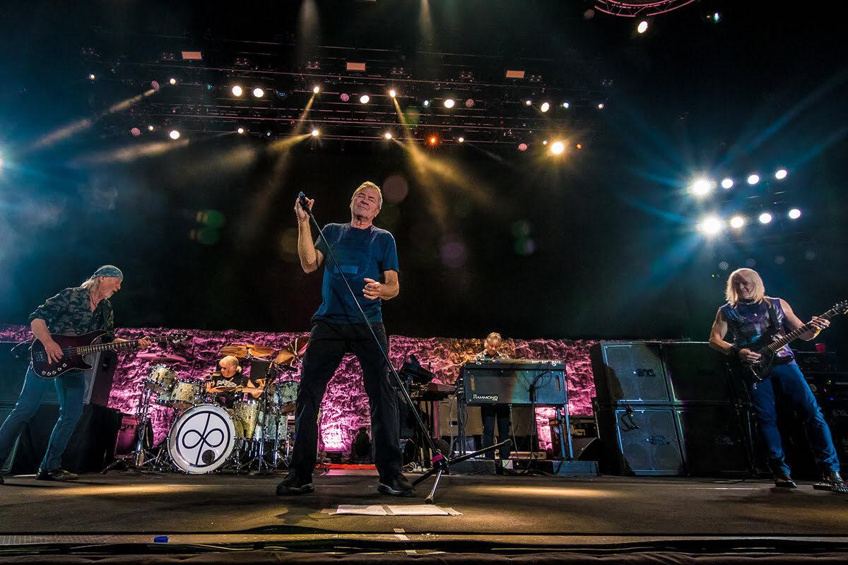 Dwudziesty czwarty koncert Deep Purple w Polsce za nami